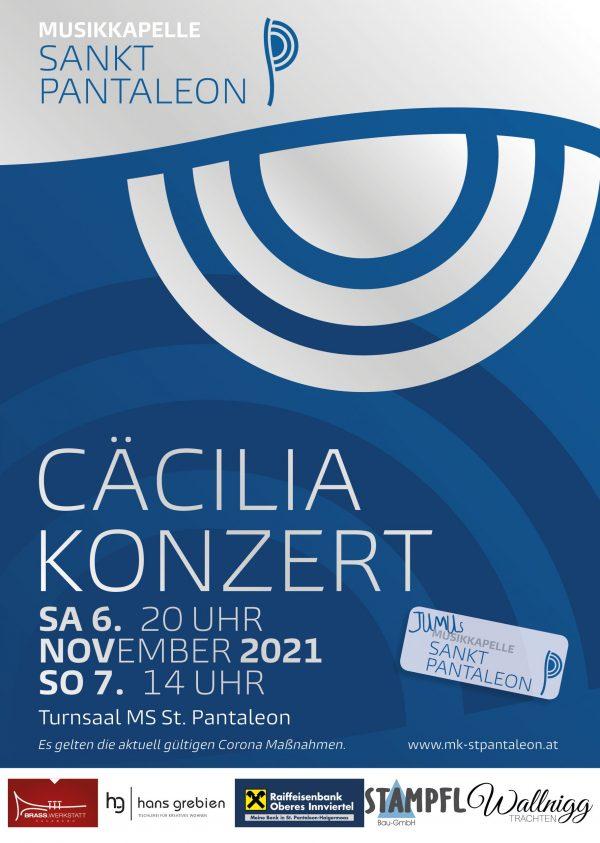 Cäcilia Konzert 2021